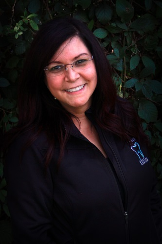 Photo of dental hygienist, Ruth.